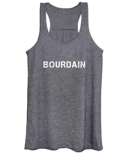 Bourdain Women's Tank Top