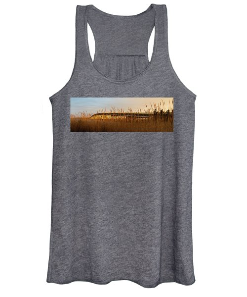 Bridge To Assateague Island National Seashore Women's Tank Top