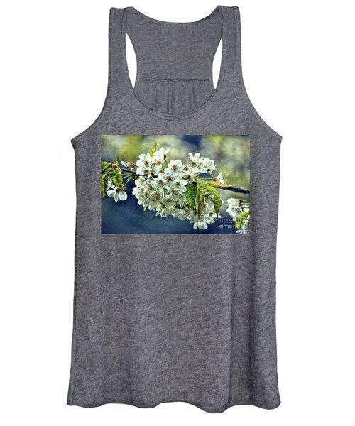 Budding Blossoms Women's Tank Top
