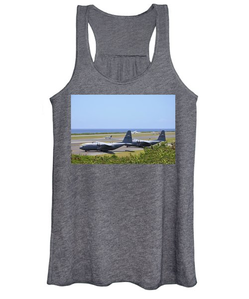 C130h At Rest Women's Tank Top