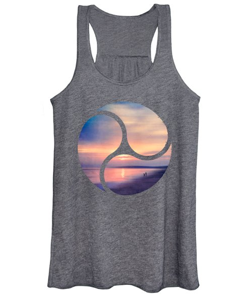 Calm Sea Women's Tank Top