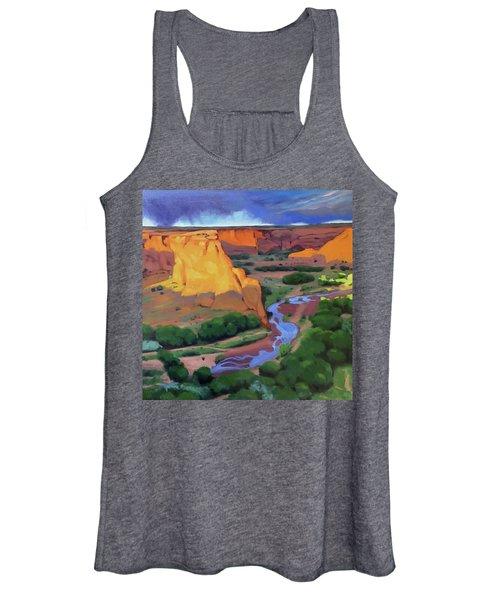 Canyon De Chelly Women's Tank Top