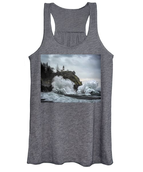 Cape Disappointment Chaos Women's Tank Top