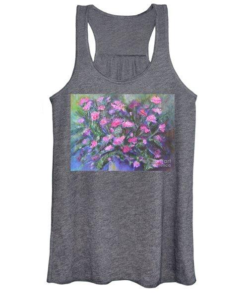 Carnations Women's Tank Top