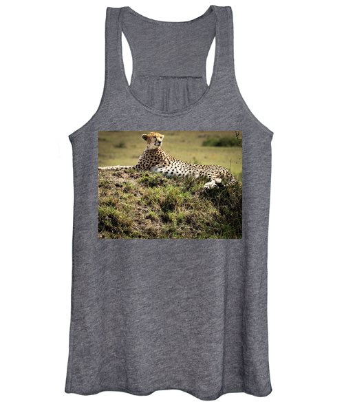 Cheetah Women's Tank Top