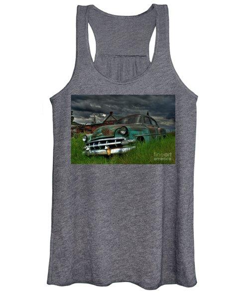 Chevy  Bel Air Women's Tank Top