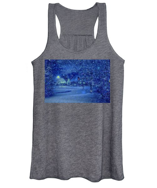 Christmas Eve Women's Tank Top