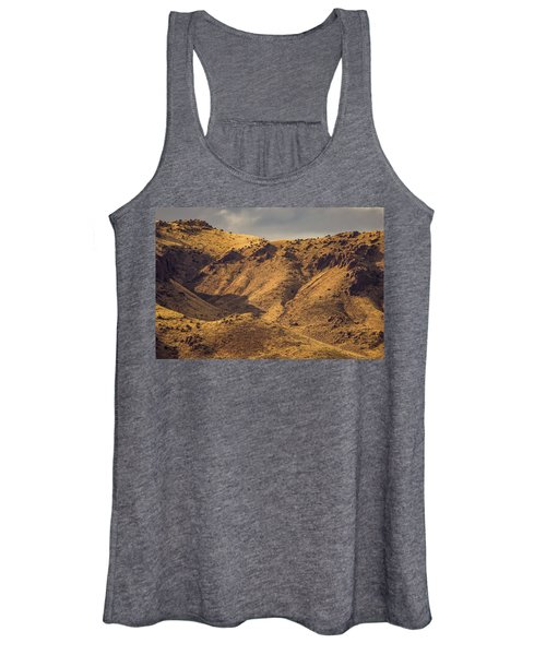 Chupadera Mountains Women's Tank Top