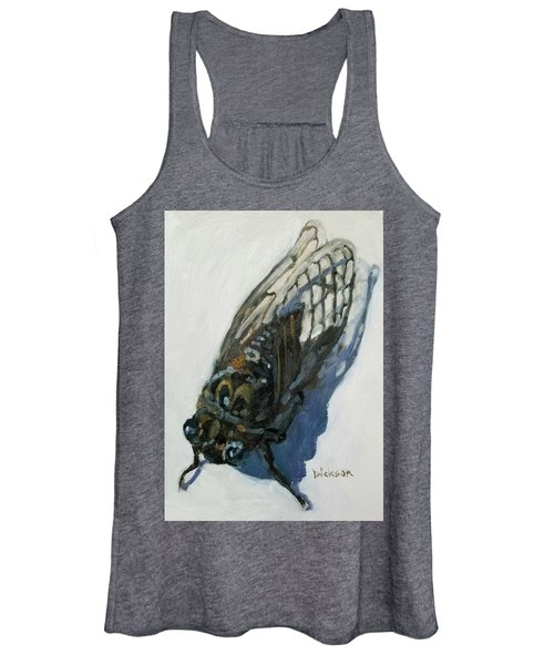 Cicada Women's Tank Top