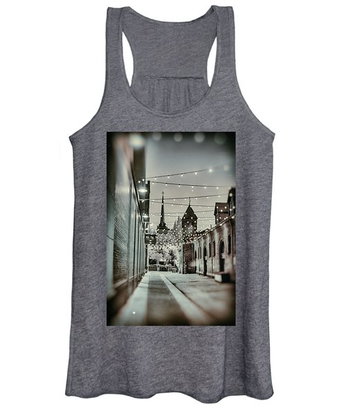 City Lights Women's Tank Top