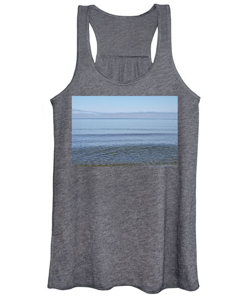 Clear Lake Superior Women's Tank Top