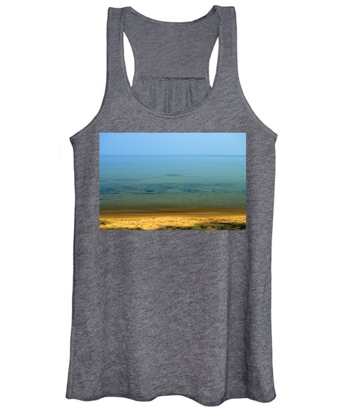 Clearness Of Lake Superior Women's Tank Top