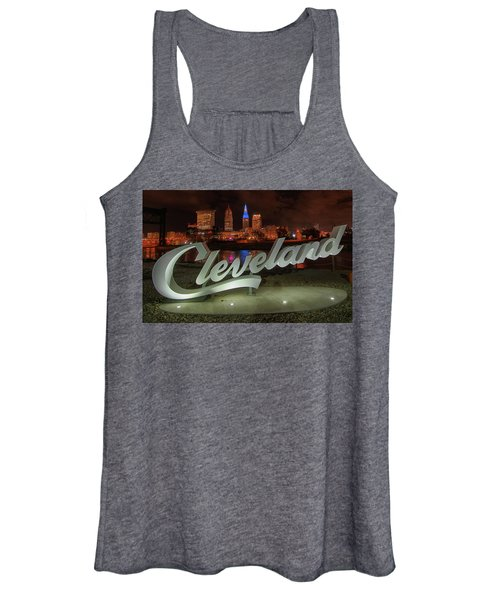 Cleveland Proud  Women's Tank Top