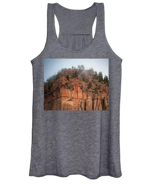Cliff Face Hz Women's Tank Top