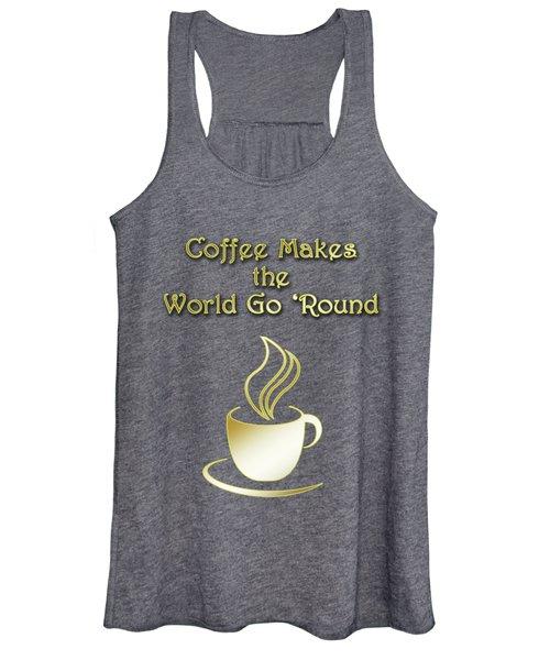 Coffee Aroma Women's Tank Top