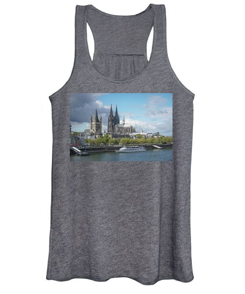 Cologne, Germany Women's Tank Top