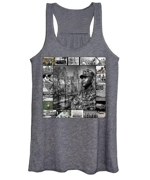 Colonel Trimble Collage Women's Tank Top