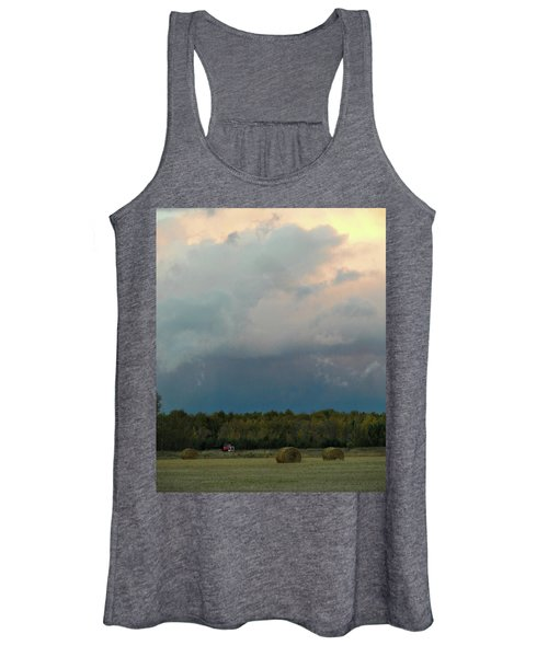 Colossak Country Clouds Women's Tank Top