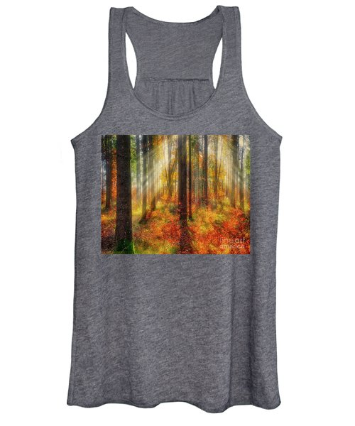 Colours Of Nature 02 Women's Tank Top