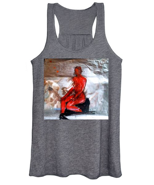 Coming From The Treaure  Women's Tank Top
