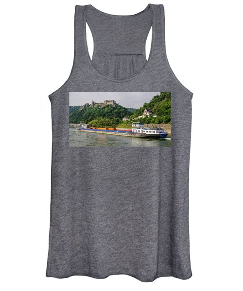 Commerce Along The Rhine Women's Tank Top