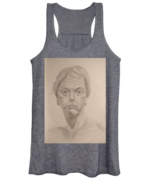 Concentrated Women's Tank Top
