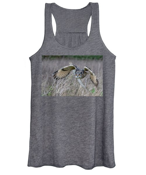 Concentration Women's Tank Top
