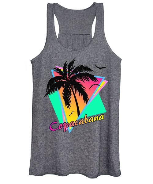 Copacabana Women's Tank Top
