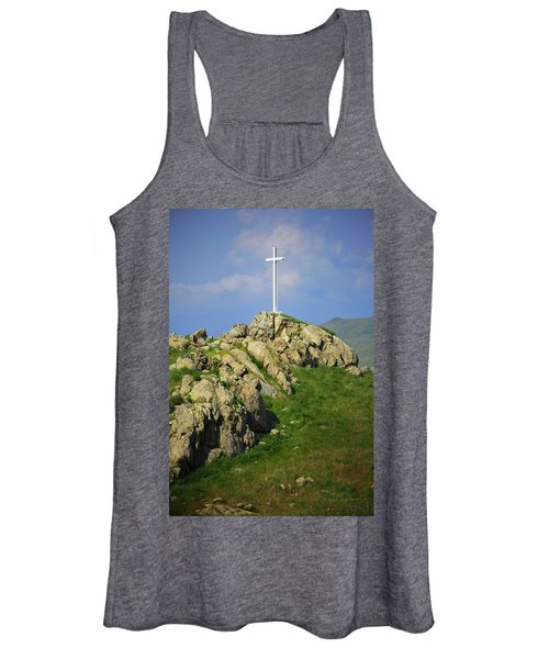 Countryside Cross Women's Tank Top