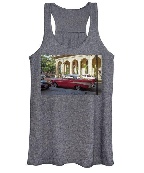 Cuban Chevy Bel Air Women's Tank Top