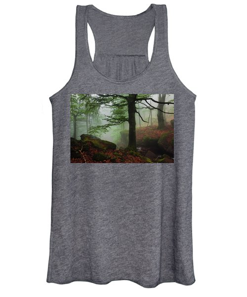 Dark Forest Women's Tank Top