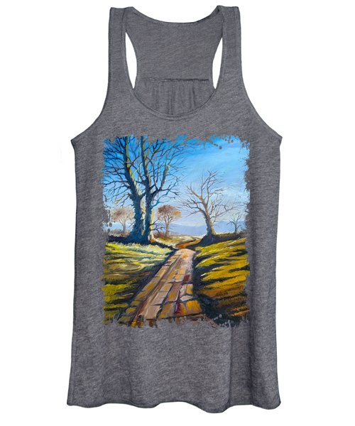 Deciduous Trees Women's Tank Top