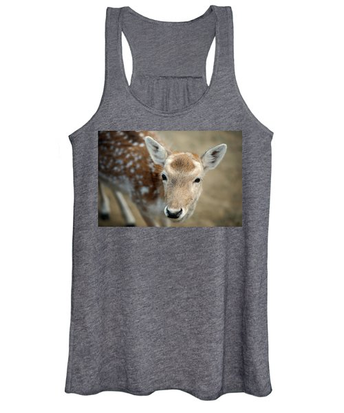 Deer Women's Tank Top