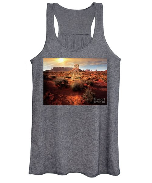 Desert Sun Women's Tank Top