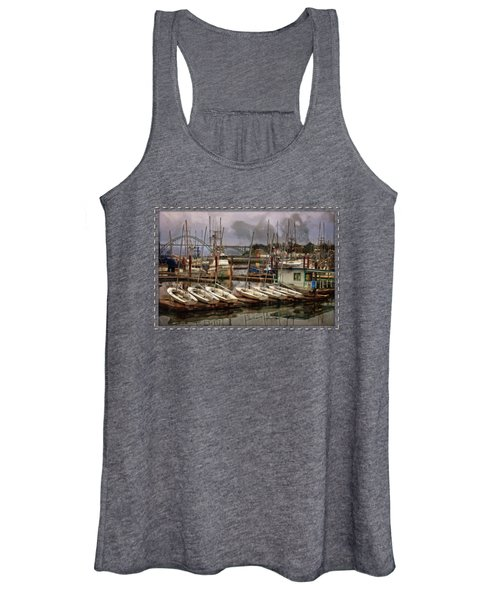 Dinghies Women's Tank Top