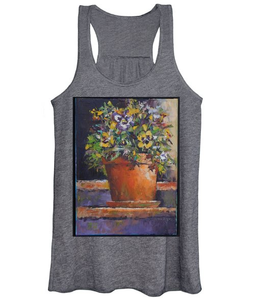 Door Greeter Women's Tank Top