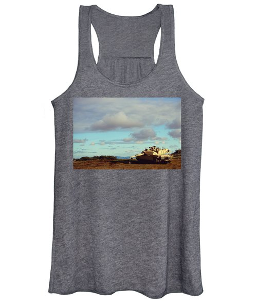 Downed But Not Out Women's Tank Top