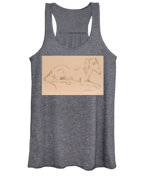 Doxies, Bad To The Bone Women's Tank Top