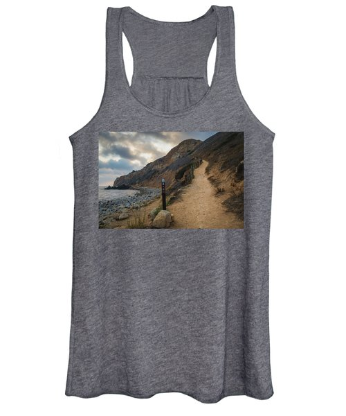 Dramatic Tovemore Trail Women's Tank Top