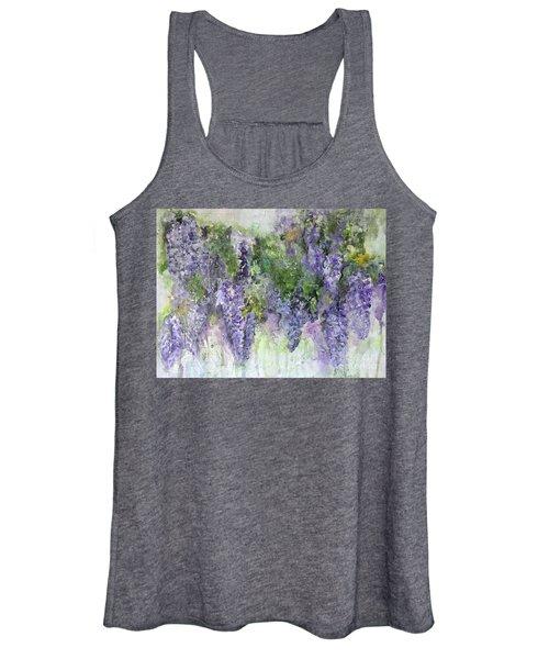 Monet's Garden Women's Tank Top