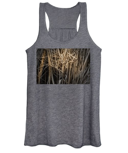 Dried Wild Grass II Women's Tank Top