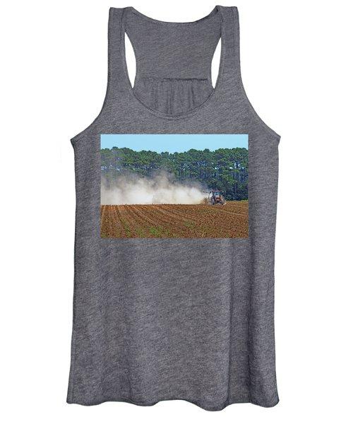 Dust Farming Women's Tank Top