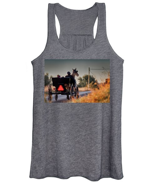 Early Moring Women's Tank Top