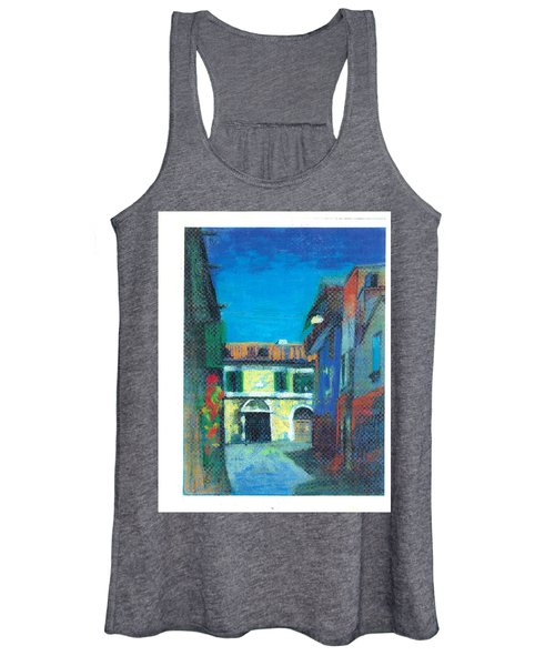 Edifici Women's Tank Top