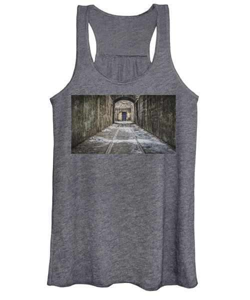 End Of The Tracks Women's Tank Top