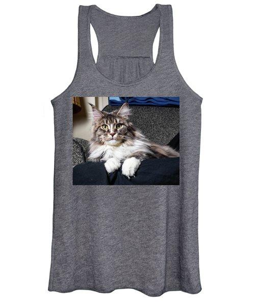Feline Beauty Women's Tank Top