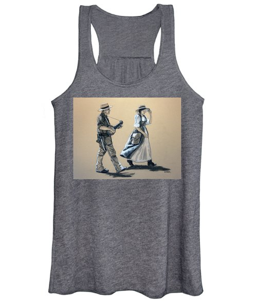 Fiddler's Daughter Women's Tank Top