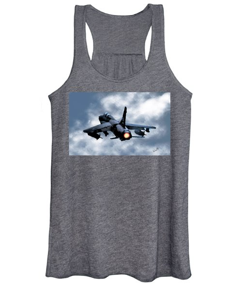 First In Last Out Women's Tank Top
