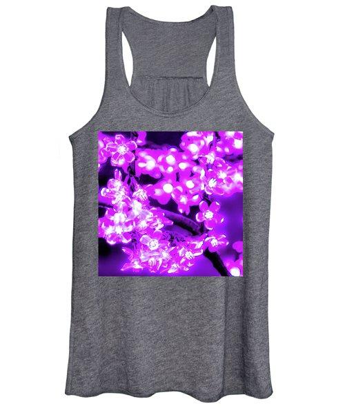 Flower Lights 2 Women's Tank Top