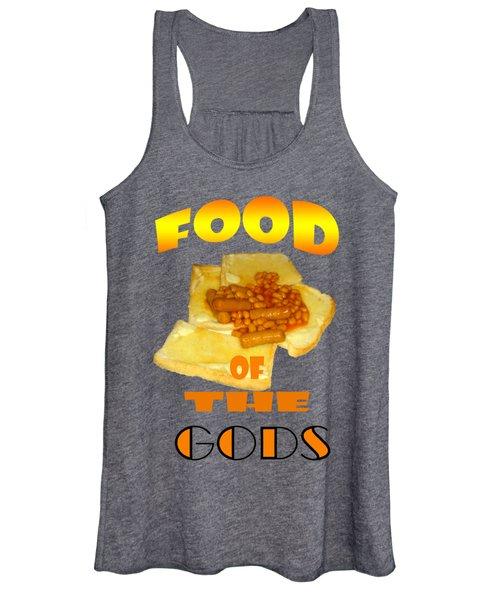 Food Of The Gods  Women's Tank Top